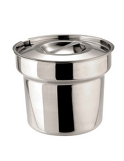 Picture of Stainless Steel Soup Bain Marie Insert 4L