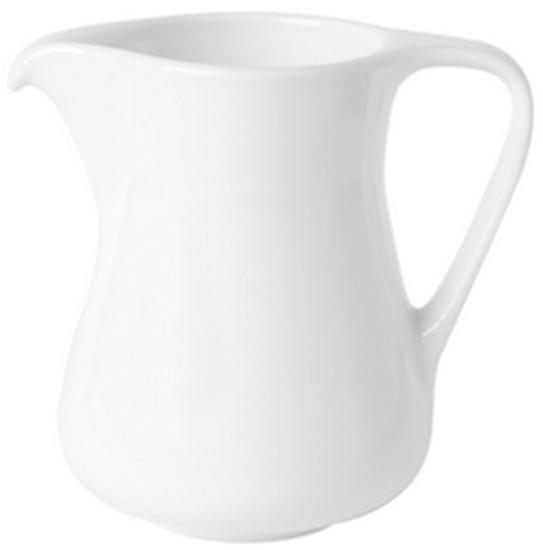 Picture of Royal Porcelain Titan Milk Jug 19cl (6.3oz)