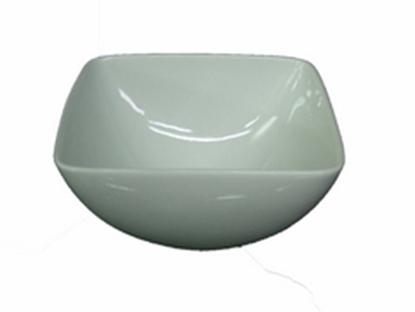 """Picture of Royal Porcelain Titan Square Deep Bowl 4.3"""" (11cm)"""