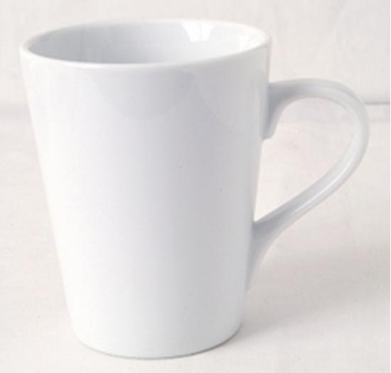 Royal Porcelain Tall Coffee Mug