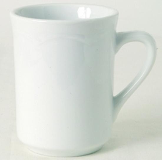 Royal Porcelain Titan White HP Mug