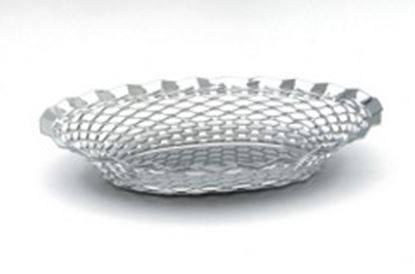 Picture of Stainless Steel Bread Basket 24cm