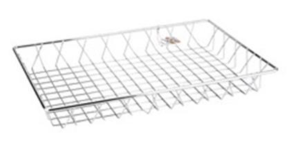 "Picture of Wire Presentation Baskets 18.1x12x2.2"" (46x30.5x5.5cm)"
