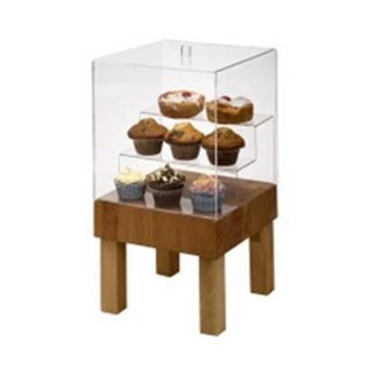"Picture of Wooden Display Block 8.7x7.9x3.9"" (22x20x10cm)"
