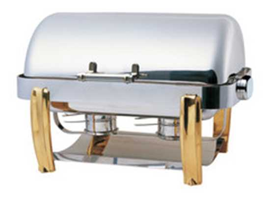 Picture of Elia  72x41.5x40cm 18/10 S/S Oblong Chafing Unit*