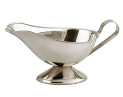 Picture of Stainless Steel Gravy/Sauce Boat 150ml