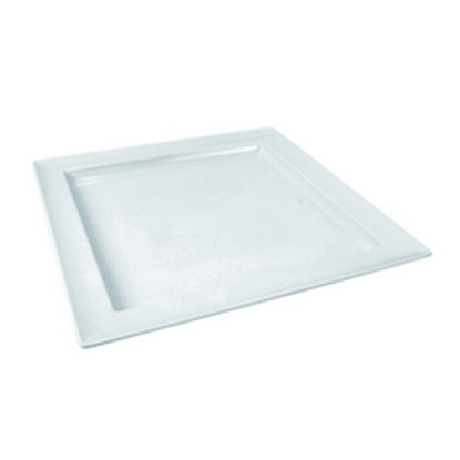 "Picture of White Dover Square Tray 14.8x14.8x1.2"" (37.5x37.5x3cm)"
