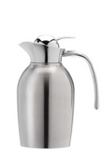 Picture of Elia  1Lit Satin S/S Infuser Jug*