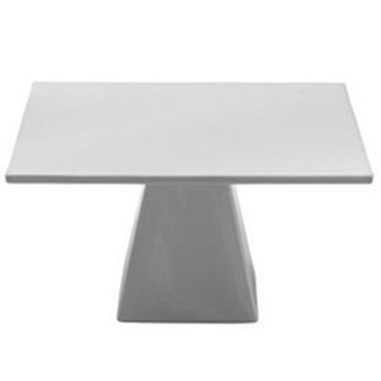"Picture of Steelite Sqaure Medium Stand 11.5x6.5"" (29.25x16.5cm)"