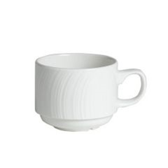 Picture of Steelite Spyro Stacking Cup 21.25cl (7.5oz)