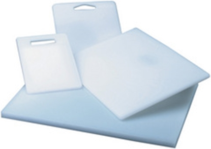 """Picture of White Low Density Chopping Board  8"""" (20cm)"""