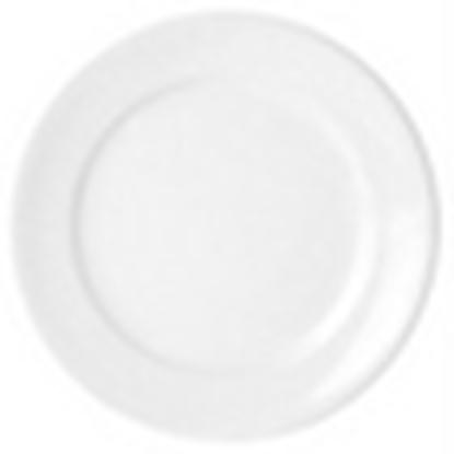 Royal Porcelain Titan White Plate