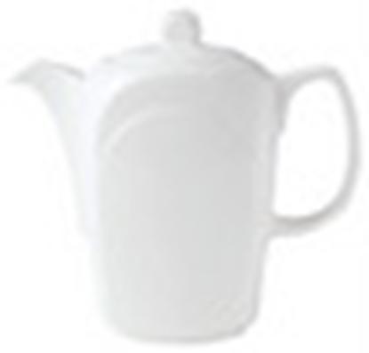 Picture of Steelite Bianco Coffee Pot 60cl (21oz)