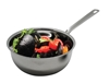 """Picture of Stainless Steel Mini Pan 3.1"""" (8cm)"""