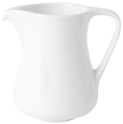 Picture of Royal Porcelain Titan Milk Jug 10cl (3.3oz)