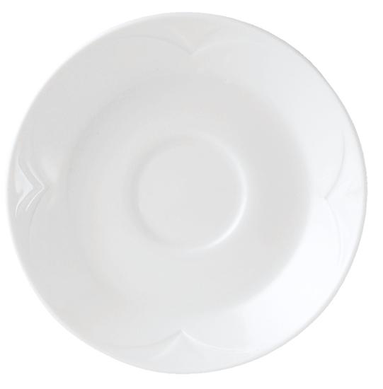 Picture of Steelite Bianco Saucer