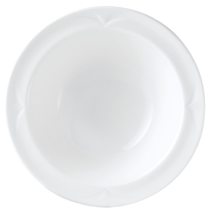 Picture of Steelite Bianco Rim Fruit Bowl