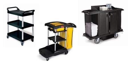 Picture for category Janitorial Trolleys & Carts
