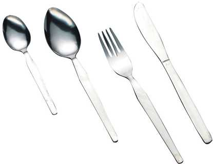 Picture of Plain Dessert Forks