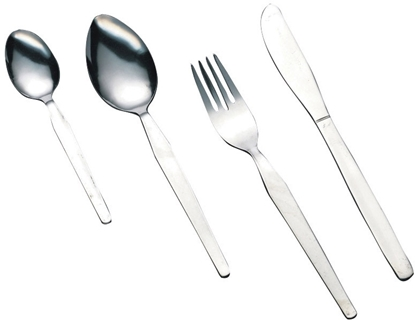 Picture of Plain Soup Spoons