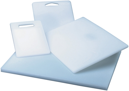 """Picture of White Chopping Board 47.2x7.9x0.7"""" (120x20x1.8cm)"""