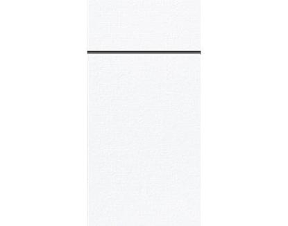 """Picture of White Duniletto Napkin 15.7x18.9"""" (40x48cm)"""
