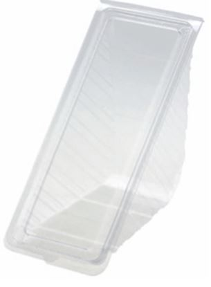 Picture of Single Plastic Sandwich Wedge (CTN/1000)