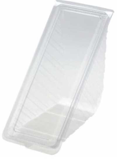 Picture of Single Plastic Sandwich Wedge (CTN/1000)