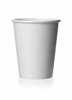 Picture of Single Wall White Cup 12oz