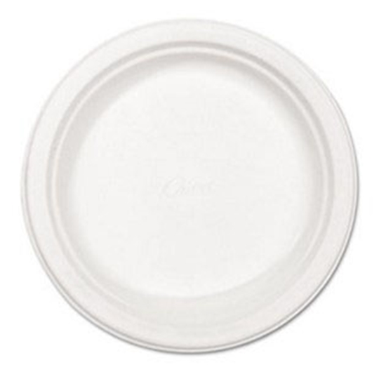"Picture of 18cm (7"") Round Plate (CTN/600)"