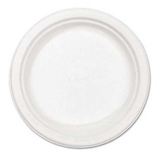 """Picture of 23cm (9"""") Round Plate (CTN/600)"""