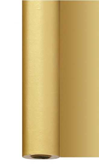 Picture of Duni  40cm x 24m Gold Dunisilk Tete-A-Tete