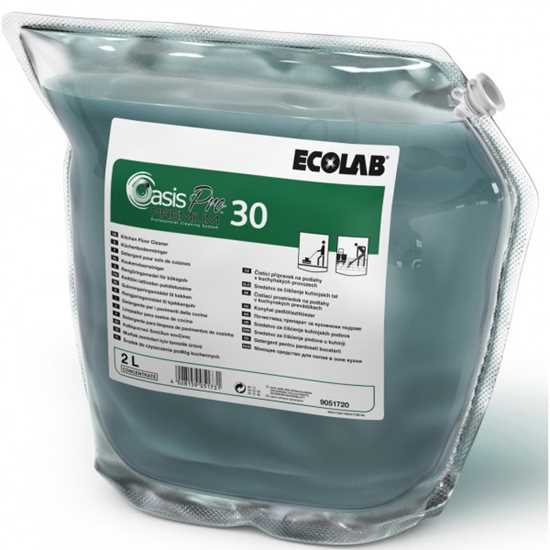 Picture of Ecolab  2Lit Oasis Pro 30* (CTN/2)