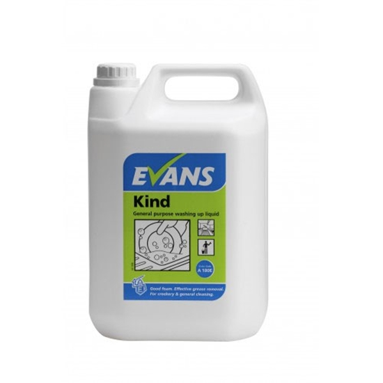 Picture of Kind Washing Up Liquid 5L