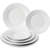 Inexpensive White Plate