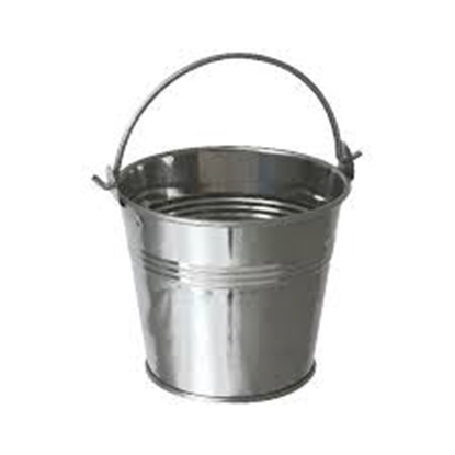 """Picture of Stainless Steel Serving Bucket 2.8x2.8"""" (7x7cm)"""