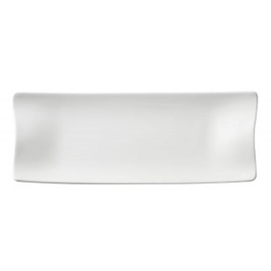 "Picture of Villeroy & Boch Cera Rectangular Plate 16.5x5.9"" (42x15cm)"
