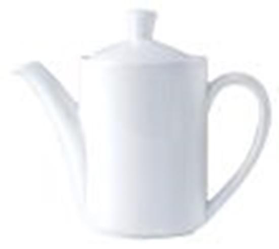 Picture of Steelite Monaco Vogue Coffee Pot 60cl (21oz)