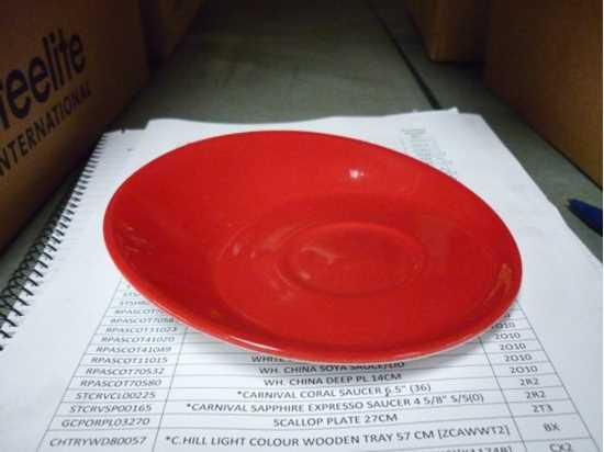 Picture of Steelite  Firenza Sheer Saucer 15.25cm