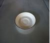 """Picture of Steelite Manhattan Noir Saucer 4.6"""" (11.7cm)"""