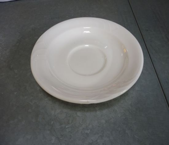 "Picture of Silhouette 43/4"" Saucer"