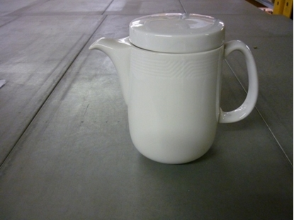 Picture of Royal Porcelain Selene White Coffee Pot 1litre