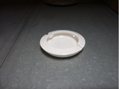 Picture of Royal Porcelain Prima White Ashtray
