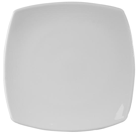 "Picture of Royal Porcelain Titan Square Plate 11"" (28cm)"