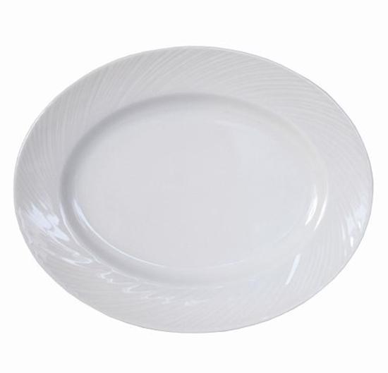 Picture of Steelite Spyro Oval Plate