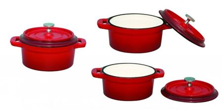 Picture for category Cast Iron Cookware
