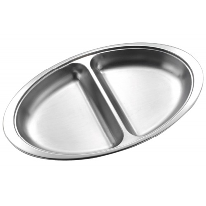 """Picture of Divided Veg. Dish 20"""" (51cm)"""
