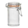 Glass Rubber Seal Jar
