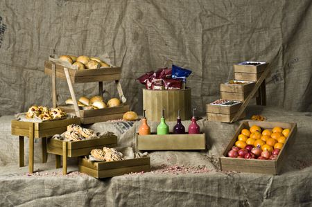 Picture for category Wooden Buffet Display
