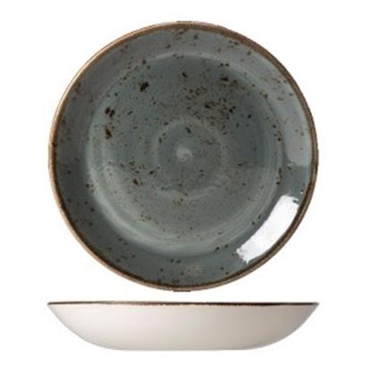"Steelite Craft Blue Coupe Bowl 10"" (25.5cm)"